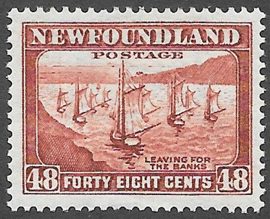 Newfoundland Scott Number 199 FVF H