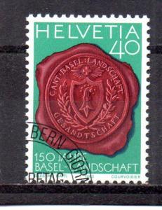 Switzerland 739 used (A)