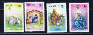 Malawi 594-97 MNH 1991 Christmas