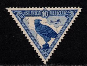 $Iceland Sc#c3 M/H/VF, Cv. $25