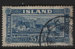 ICELAND, 147, USED, 1925, Museum building