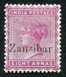 Zanzibar SG15 8a Magenta Small second Z M/M