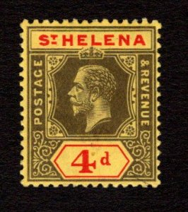 ST. HELENA  SC# 71  F/MLH