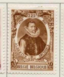 Belgium 1941-42 Early Issue Fine Mint Hinged 3.25F. 173836