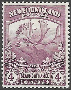 Newfoundland Scott Number 118b FVF H