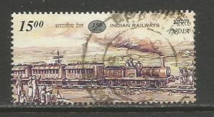 India  #1952  Used  (2002)  c.v. $4.25