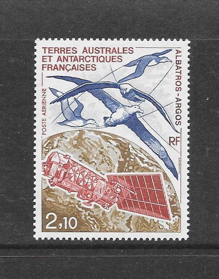 BIRDS  - FRENCH SOUTHERN ANTARCTIC TERRITORIES #C114   MNH