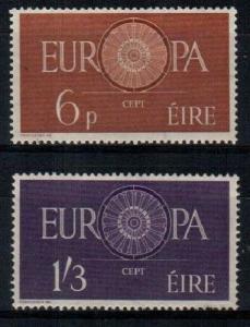 Ireland Scott 175-6 Mint NH (Catalog Value $100.00)