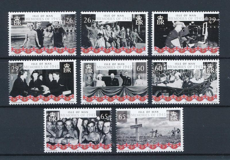 [81107] Isle of Man 2005 End Second World war  MNH