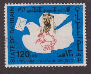 Bahrain 202 Bahrain's Admission To The UPU 1974