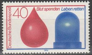 Germany #1132  MNH (S9197)