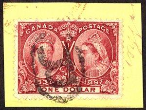 Canada #61 Used