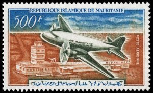 Mauritania - Scott C19 - Mint-Never-Hinged