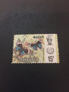 *Malaya Kedah #118u