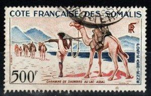 Somali Coast #C24 F-VF Used  CV $15.00 (X980)
