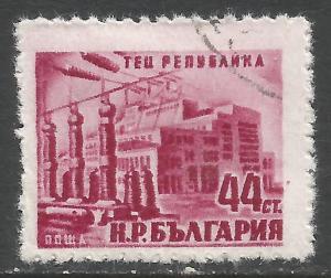 BULGARIA 776 VFU X117