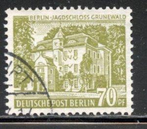 Berlin # 9N110, Used. CV $ 16.00