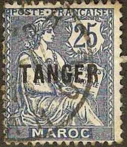 French Morocco - 81 - Used-HR - SCV-1.40