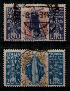 Italy Scott C127-8 Used [TE292]