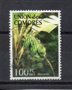Comoro Islands 2011 Bananas used