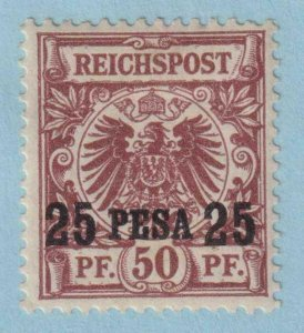 GERMAN EAST AFRICA 5  MINT HINGED OG * NO FAULTS VERY FINE!