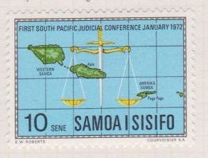 Samoa Sc#356 MH