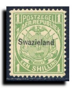 Swaziland Scott 5