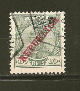 Mozambique 116 King Used