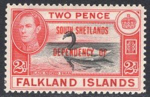 FALKLAND ISLANDS SCOTT 5L3