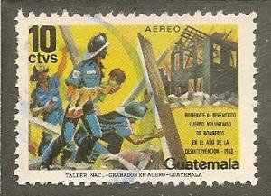 Guatemala    Scott  C806    Fire Fighters