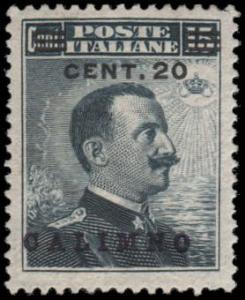 Italy- Aegean Islands- Calino 11 mlh