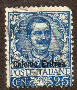 Eritrea  Scott  24  Used