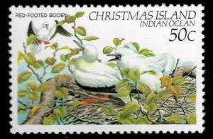 Christmas Island Scott 126 MNH** Red-footed Booby
