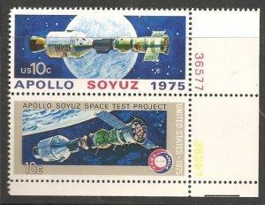 USA, Space, 1975