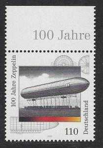 Germany Bund Scott # 2093, mint nh