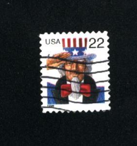 USA # 3259  1  used 1998 PD .08