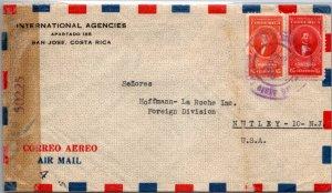 Costa Rica, Censored