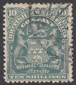 Rhodesia 71 Used CV $3.00