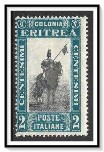 Eritrea #119 Lancer MNH