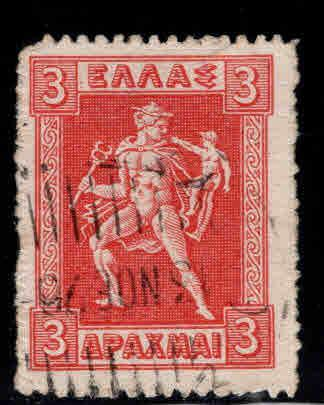 GREECE Scott 228 Used stamp