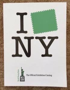 NEW YORK 2016: WORLD STAMP SHOW Exhibition Catalog - New
