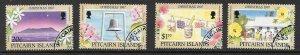 PITCAIRN ISLANDS SG522/5 1997 CHRISTMAS FINE USED