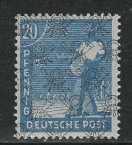 Germany AM Post Scott # 624, mint nh