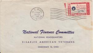 United States Fleet Post Office 4c Francis Scott Key Credo 1960 U.S. Navy, 13...