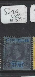 SEYCHELLES  (PP2905B)  KGV  1.5R    SG 95   VFU