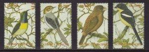 Sao Tome and Principe, Fauna, Birds MNH / 2002