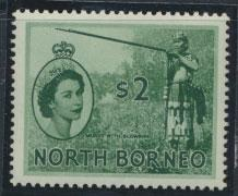 North Borneo SG 384 SC# 273 MLH   see details