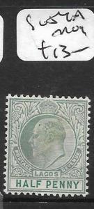 LAGOS  (PP1209B) KE  1/2D SG 54A  MOG