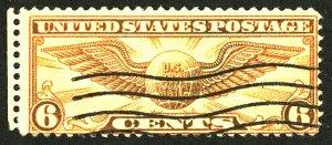 U.S. #C19 Used