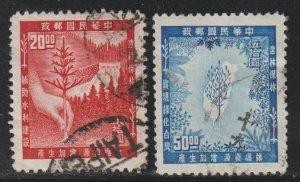 China SC  1109-10  Used